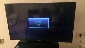 "50"" Panasonic Viera TX-50A300B HDTV with Freeview"