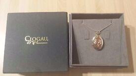 Clogau Gold Tree of Life Locket Necklace