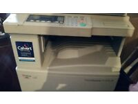 large photocopier