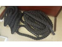 12m battle ropes
