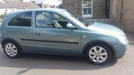 Corsa sxi+plus 74k hard to find in this order