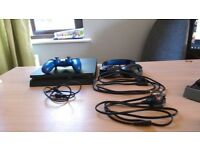PS4 CONSOLE AND GAMES FOR SALE