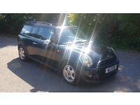 MINI CLUBMAN 1.6 ONE ~ PANORAMIC ELECTRIC SUNROOF. ~ 2011 ~ FULL SERVICE HISTORY.