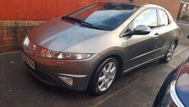 Honda Civic 2.2 i-CTDi EX Hatchback 5dr + SAT NAV + 2006