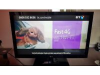 "LG LCD TV 42"" Internet apps 1080p FREEVIEW - delivery possible"