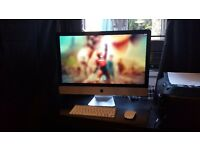 27inch Apple iMac (late 2012) model - Very good condition