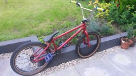 BMX Mafia Bike