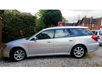 Excellent condition Subaru Legacy Estate (AUTO)