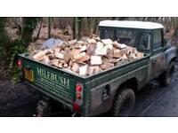 woodburner logs