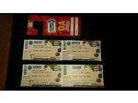 2 X Kendal Calling Tickets; Thursday, Weekend Camping and 1 Car Park Pass