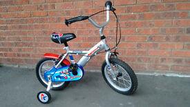 "Apollo Rocketman 12"" Boys Bike"