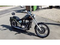 2012 AJS Eos 125 excellent condition as new low milage