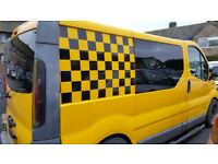 Campervan/day van for sale, converted AA van, good condition and reliable