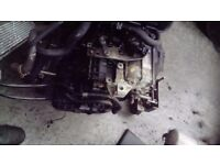 Ford Focus 1.6 tdci Auto Gearbox