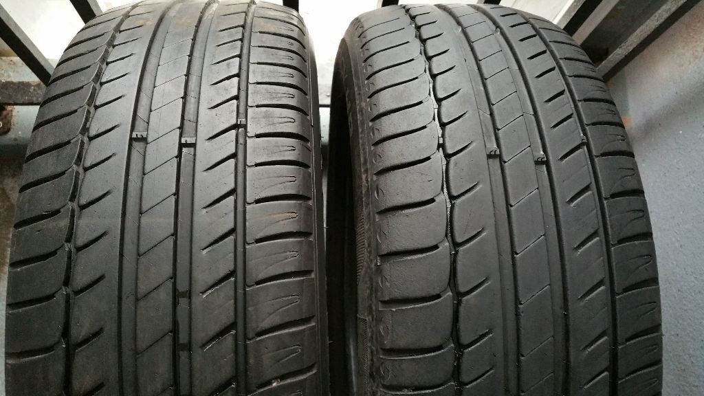 215 55 r16 39 39 93h 2 x tyres michelin primacy hp in aberdeen gumtree. Black Bedroom Furniture Sets. Home Design Ideas