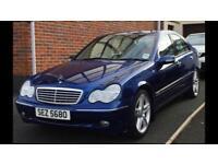 Mercedes C220 CDI Elegance SE £1450 ono Full Year MOT