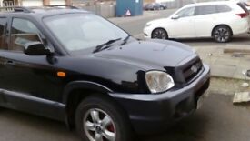 Hyundai Santa Fe 2005 ( spare or parts)
