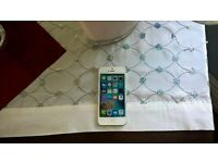Iphone 5 16GB white-silver