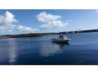 16ft Morbas Cruiser/Fishing Boat for Sale