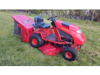 "Countax C800HE Ride on Mower 18HP 48"" deck"