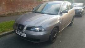 Seat Ibiza for sale - not corsa, fiesta