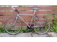 Used 18 gear adult bike
