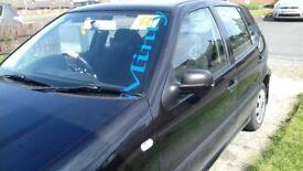 VW polo 2000. Petrol. 1 litre.