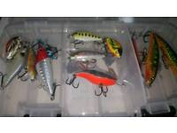 2brand new rodsreel lures line great makes