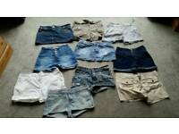 Ladies Shorts And Skirts - Size 10