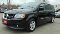 2013 Dodge Grand Caravan CREW - LEATHER -NAV -TOW - CAMERA