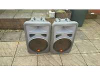 Band/ DJ passive speakers Jbl eon