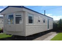 2007 Denbigh Gold 30 x 10 2 Bedroom 6 Berth Caravan North Wales