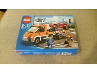 LEGO CITY 60017 RECOVERY TRUCK COMPLETE BOXED