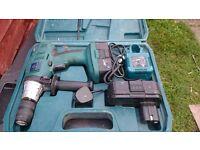Marksman hammer drill. Spares or repairs.