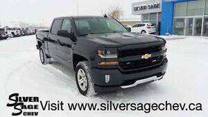 2017 Chevrolet Silverado 1500 Z71 2LT Heated Leather