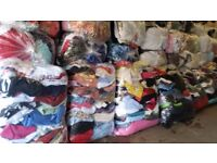 A B & C Grade Wholesale Second Hand Clothing D2D Charity Cash4Clothes All Seasons Men Women Children
