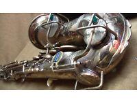 Beuscher True Tone Stensil Alto Sax