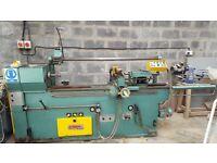 Calpe Lathe semi automatic fully hydraulic , duplicating Lathe