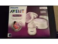 Philips Avent Electric Breast Pump (brand new)