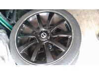 22 set wheels 5x120 BMW,RANGE ROVER,T6