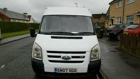 Ford transit £800 just spent on it.