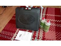 Deluxe Portable Gas Stove with refills