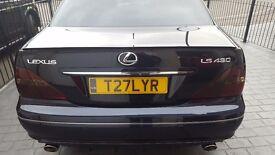 Lexus ls430 . 4.3 v8 . Show car . Stance . No swap. Modifed.
