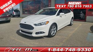 2016 Ford Fusion SE AWD HEATED SEATS FORD SYNC BLUETOOTH