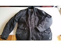Triumph Motorcycle Jacket Size 3XL