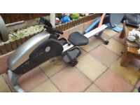 Second hand Carl Lewis Rowing Machine for sale