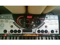 Yamaha djx II keyboard