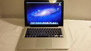 "Used 13"" Macbook Pro with Intel Core 2 Duo Processor for Sale"