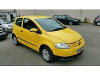 2006 VW Urban Fox 1.2 px welcome