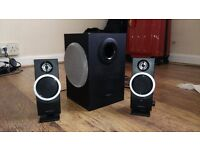 Creative Inspire T3100 Speakers with Subwoofer